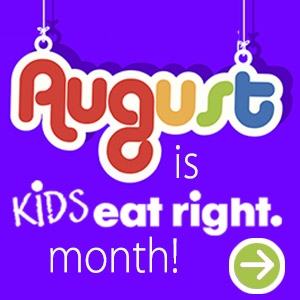 Kids Eat Right Website