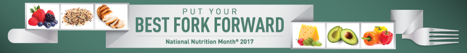 National Nutrition Month 2017