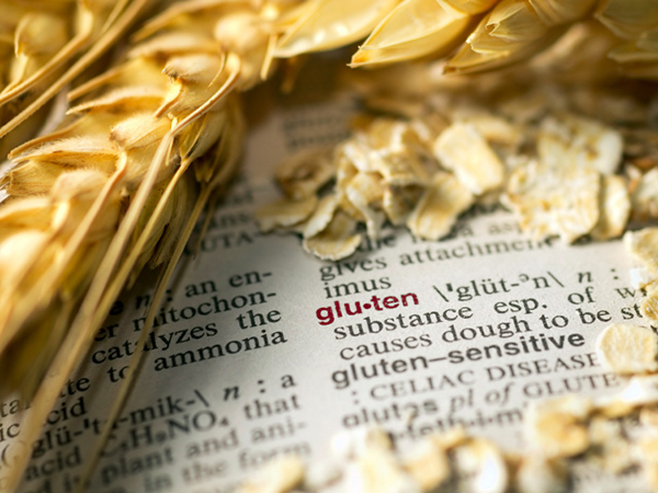 gluten and grains