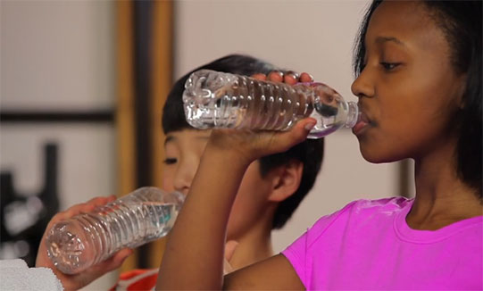 Are Your Kids Hydrated