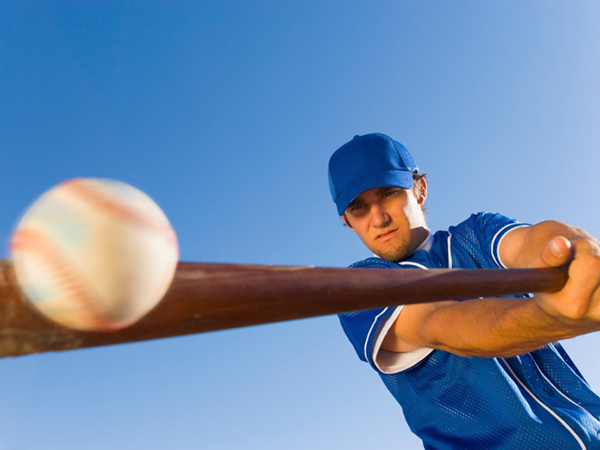 Baseball player - How Teen Athletes Can Build Muscle with Protein
