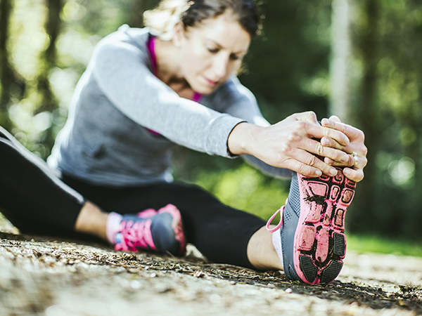 Stretching to Run - Top Snacks for Runners