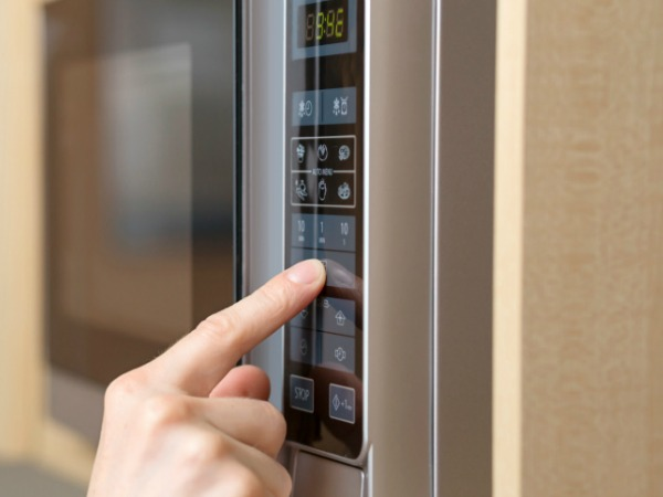 Microwave Oven Safety for Kids