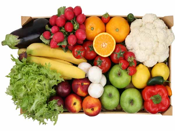 fruits and vegetables - About the Dietary Guidelines for Americans