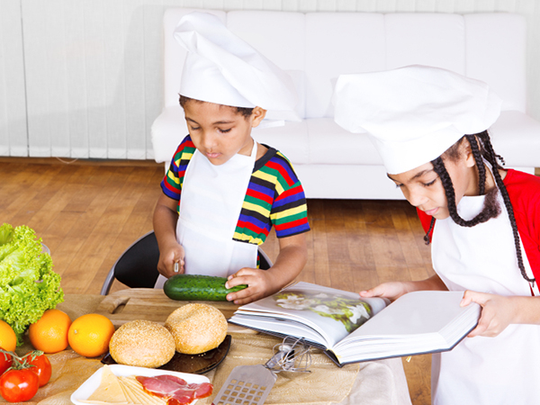 Explore Produce with Kids and Get Cooking