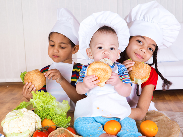 Feeding Vegetarian and Vegan Infants and Toddlers