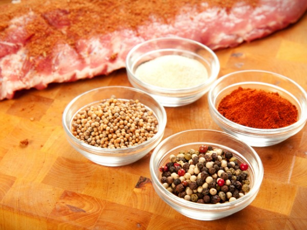 DIY Spice Blends for Meat or Fish Rubs