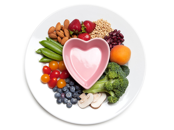 Healthy Plate - Help Prevent Cancer by Taking Control of Your Diet