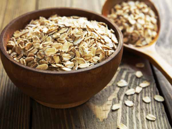 rolled oats for Apple Cinnamon Baked Oatmeal Recipe