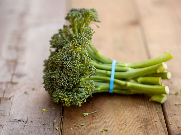 Broccolini for Gingered Vegetable Stir-Fry with Cashews Recipe