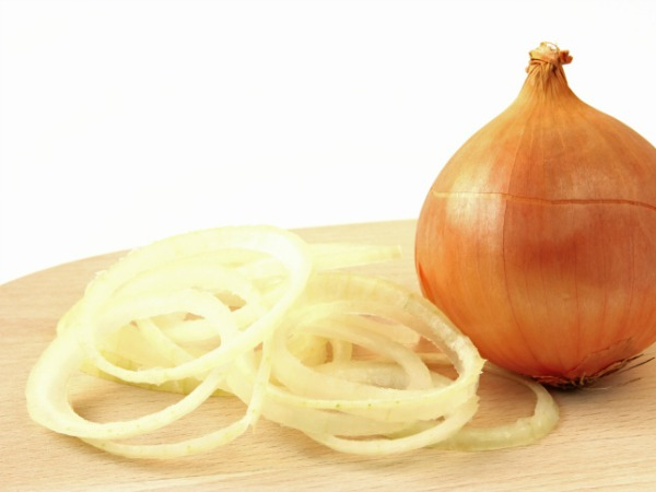 Onions for Baked Onion Rings