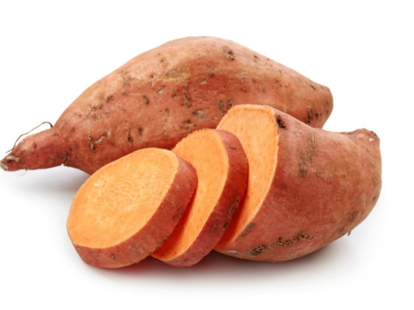 Sweet potatoes for Georgia Sweets