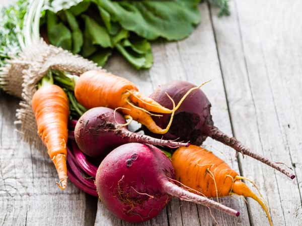Roasted Carrot and Beet Soup Recipe