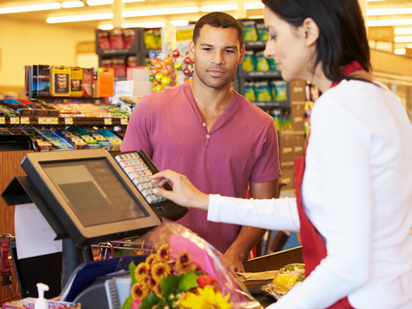 Grocery Store Checkout - 10 Ways to Save Time and Money at the Grocery Store