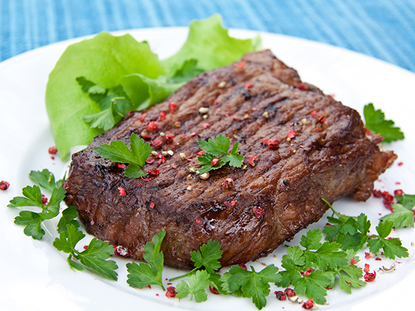 Bison, a Healthier Red Meat