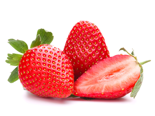 Vitamin C - Strawberries