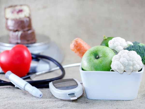 Proper and Balanced Diet to Treat Diabetes with Medical Nutrition Therapy