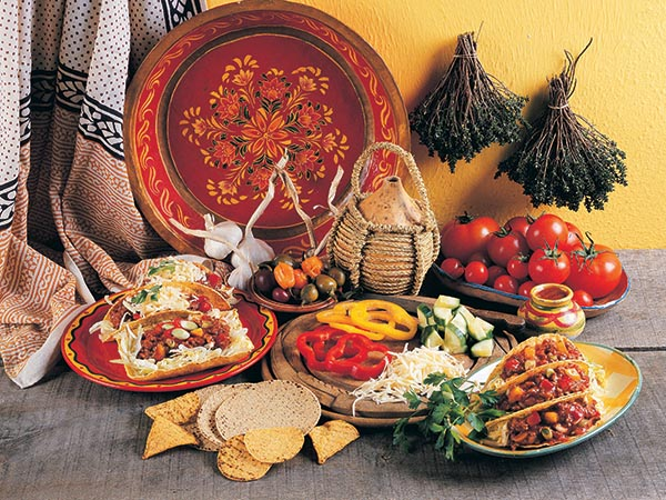 spread of ethnic foods - Ethnic Foods for a Healthy Plate