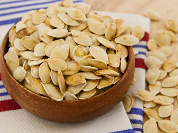 Toast the Season with Pumpkin Seeds