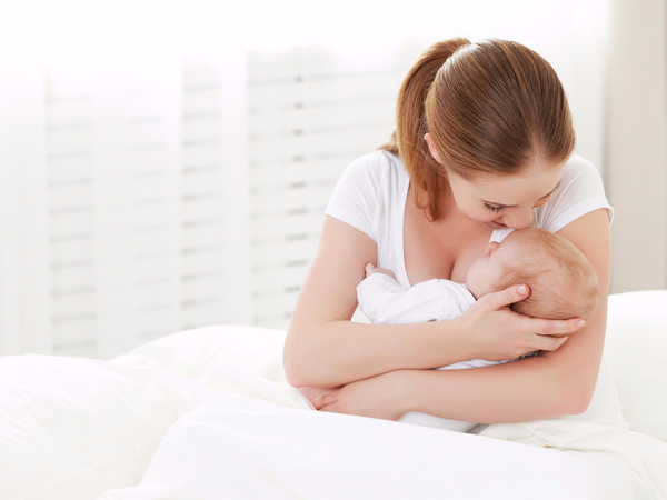 Nursing Newborn Baby - 7 Steps for Nursing Success