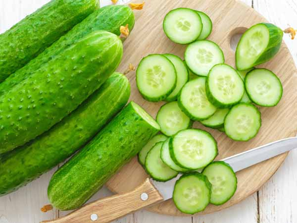 "Cucumbers - ""Negative-Calorie"" Foods Still Count"