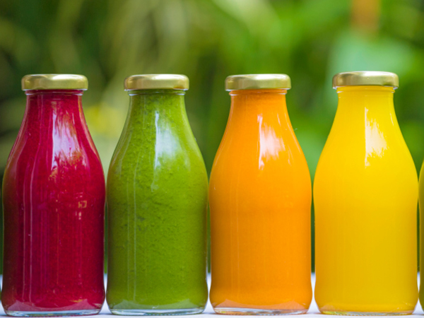 Juice bottles - What's the Deal with Detox?