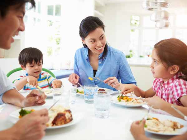 Are You Involved in Family Dinner? Why Closeness Matters in Reducing Childhood Obesity