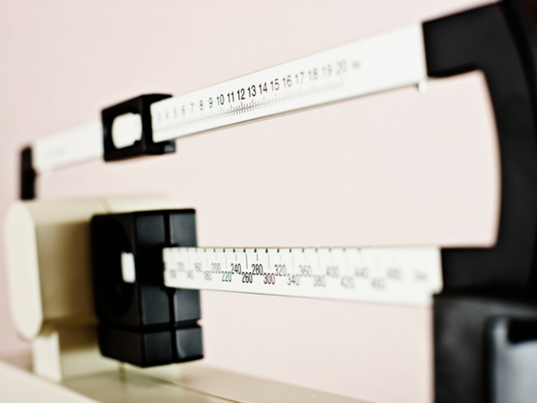 Doctor's scale - Is Oblivobesity a Problem in Your Family?