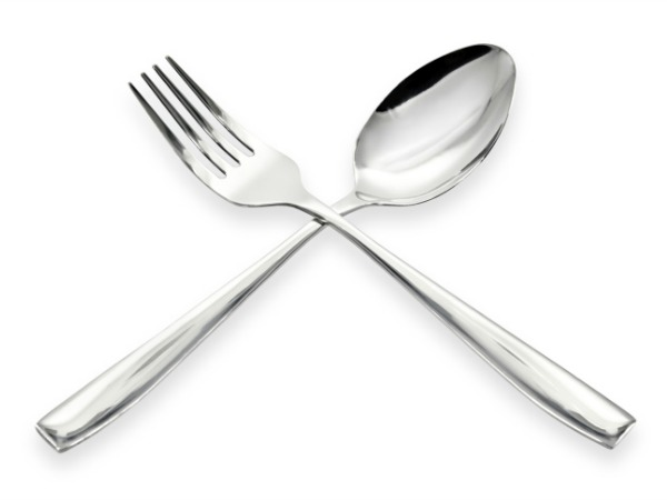Spoon and Fork - Intermittent Fasting
