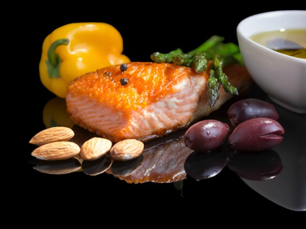 Triglycerides and a Mediterranean-style diet