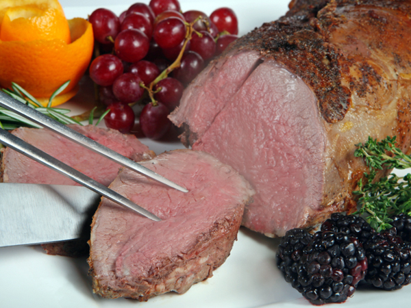 Montana Roasted Beef Tenderloin