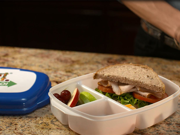 Lunch | Packing a Safe Lunch
