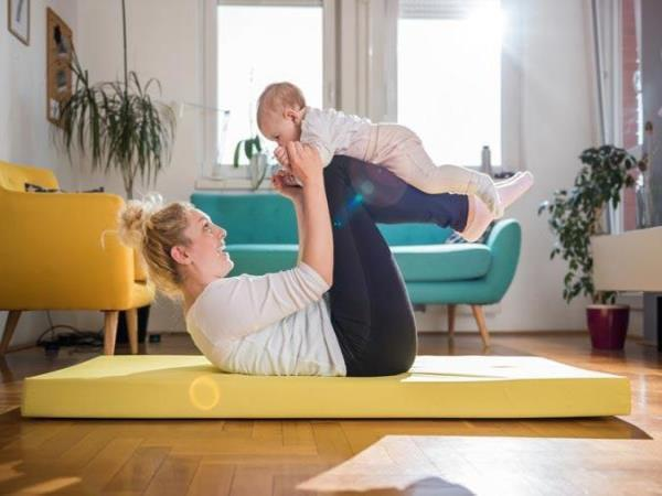 Exercise with Your Baby