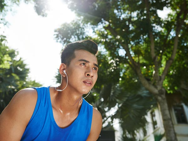 Exercise Safely in Hot Weather