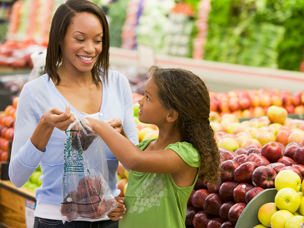 Explore Produce with Kids