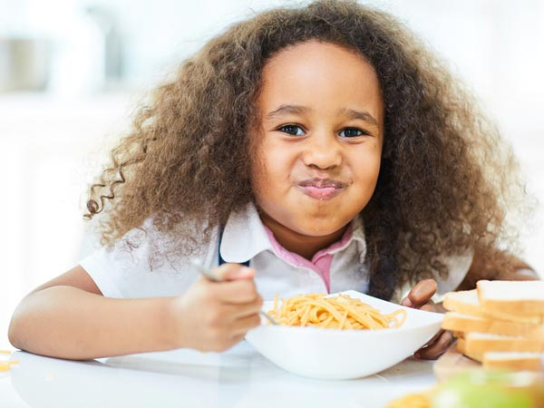 Kids And Portion Control