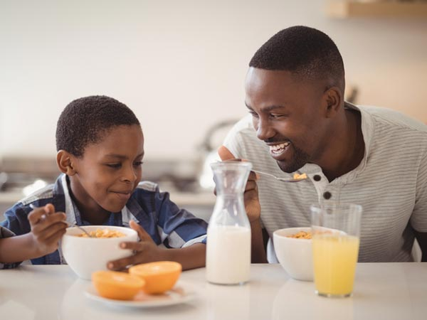 5 Family Nutrition Tips for Dads