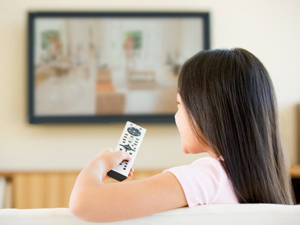 How TV Can Influence What Your Child Eats