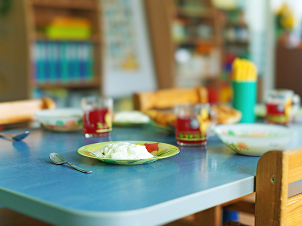 Breakfast in Schools: Healthy Food