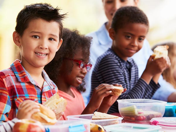 Help Kids Cope with Food Peer Pressure