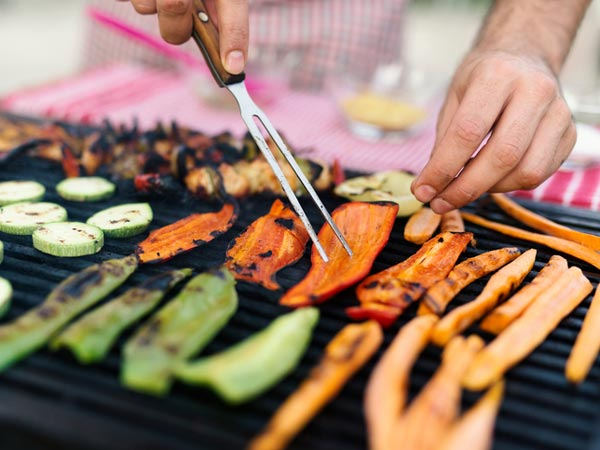 Tips for a Healthy Cookout