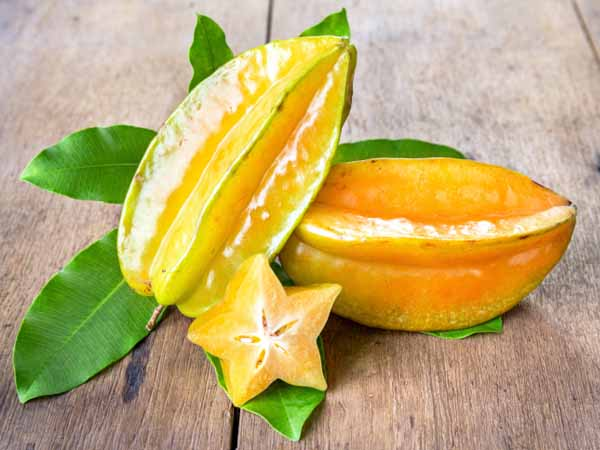 Star Fruit - 1 of 10 Must-Know Hybrid Fruits