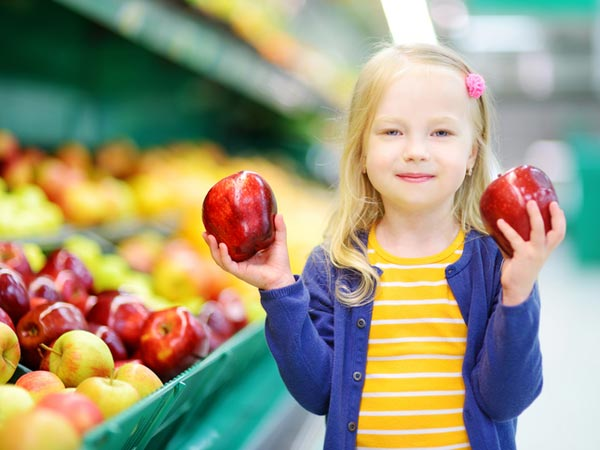 Increase Your Child's Nutrition Know-How
