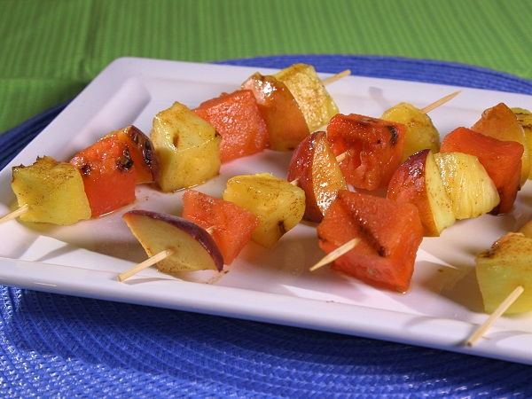 Image of Grilled Fruit Kabob