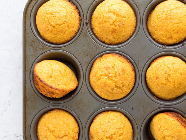 Sweet Potato Bread Muffin