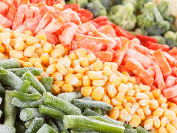 Frozen Foods: Convenient and Nutritious