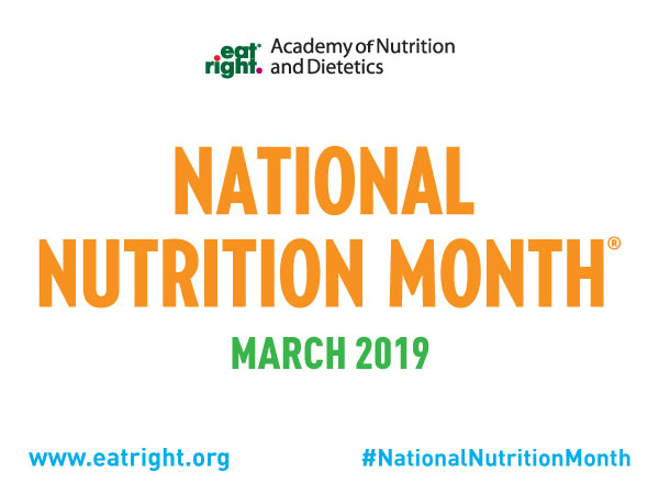 National Nutrition Month Overview