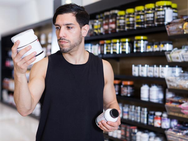 Supplements and Men