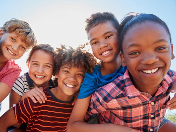 5 ways to promote a positive body image for kids