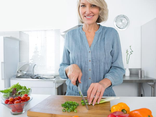 Eating Right During Menopause
